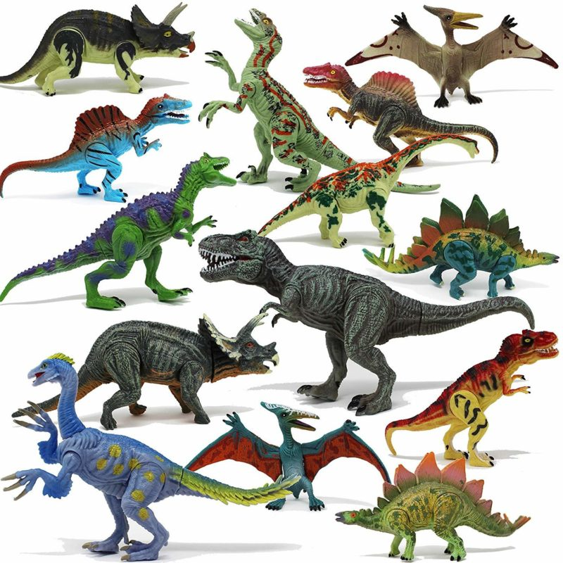 Toys & Hobbies Glow In The Dark Dinosaur Skeleton Toys Distinctive For Its Traditional Properties